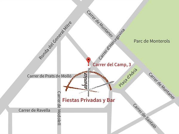 Fiestas Privadas y Bar